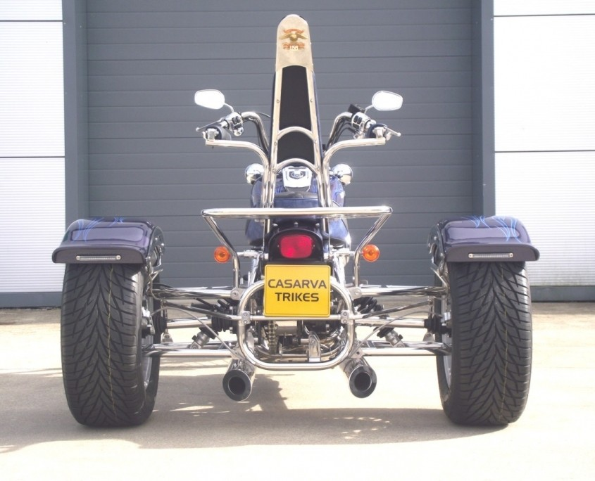 Full Stainless Steel Trike Conversion