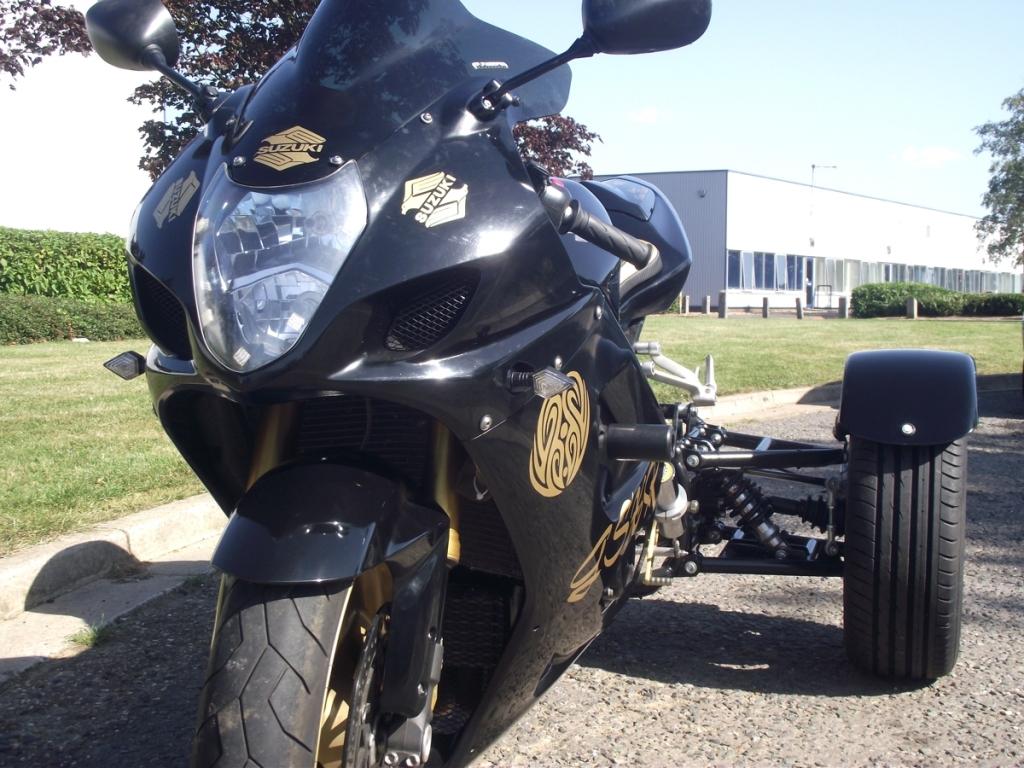Casarva Suzuki GSXR1000 trike