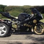 Casarva Suzuki GSXR 1000 IRS Trike