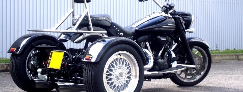 Casarva Yamaha XV1900 Roadliner Trike