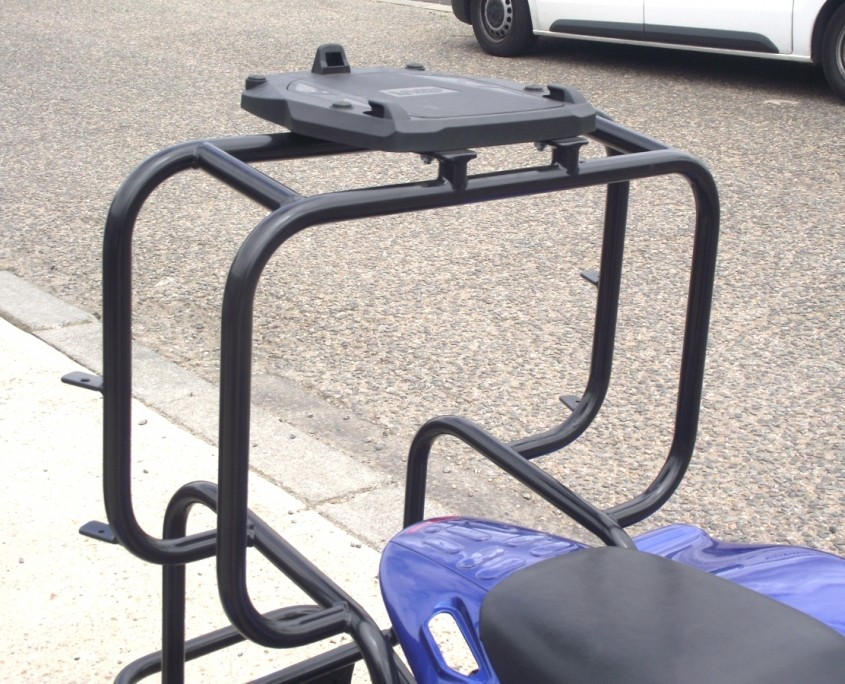 Honda X11 wheelchair frame Takes waterpoof case