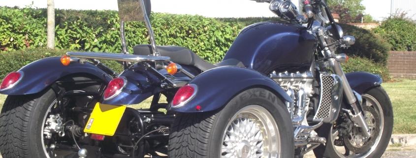 Casarva Triumph Rocket 3 Roadster trike