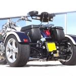 Casarva Honda Valkyrier F6C IRS trike