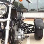 asarva Harley Davidson Sportster XL883 Hugger Belt Drive IRS Trike