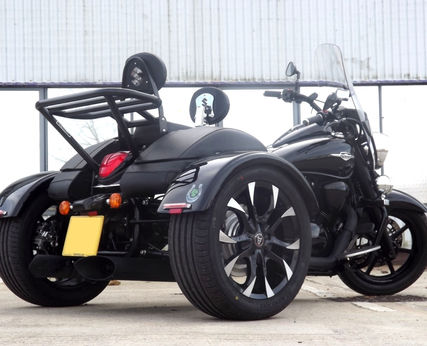 Casarva Suzuki VL1500 Intruder BTL3 IRS trike