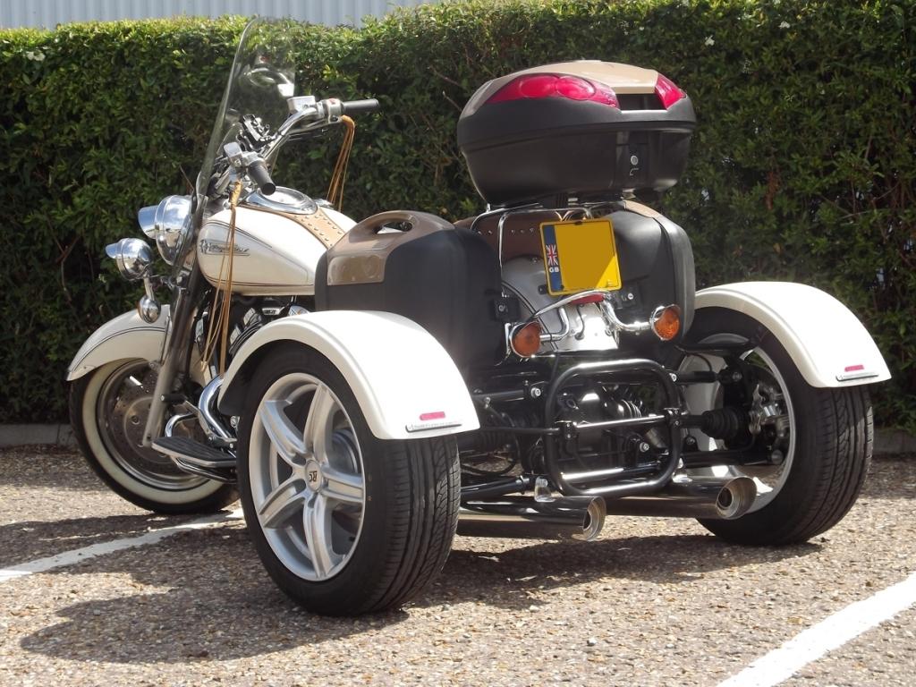 Casarva Yamaha Royal Star trike
